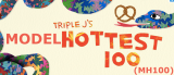 Completely spoiler-free! Fresh! Original! It's the first ever Model Triple J Hottest100